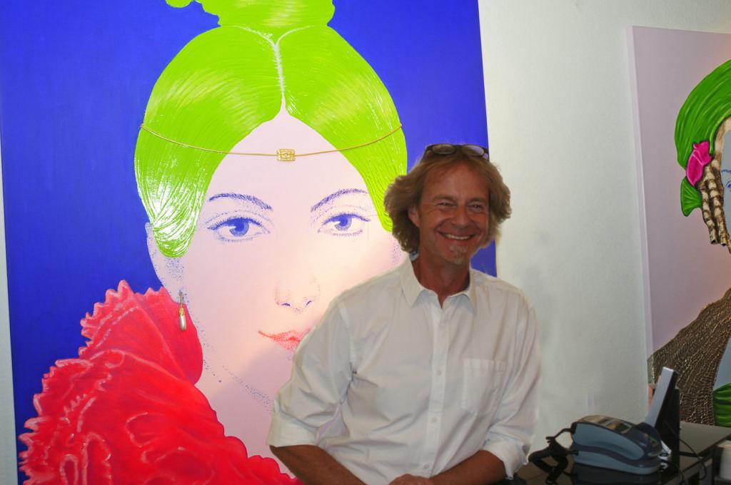 Art Painter Jim ter Kuile