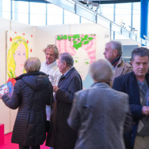 HanseArt Kunstmesse Lübeck (D)