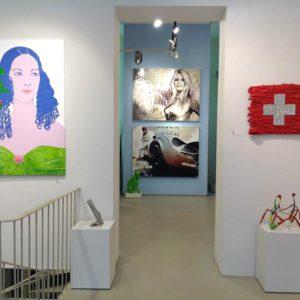 Galerie Richter,  Kurfürstendamm, Berlin