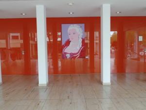 Exhibition Bezirksregierung Münster, Jim ter Kuile