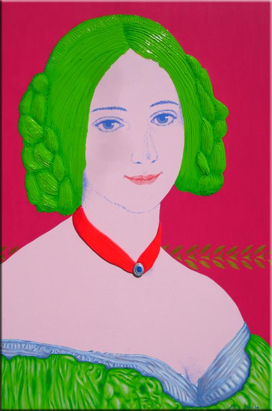 Anne Élisabeth Berthier de WagramLe Brun de Plaisance family,