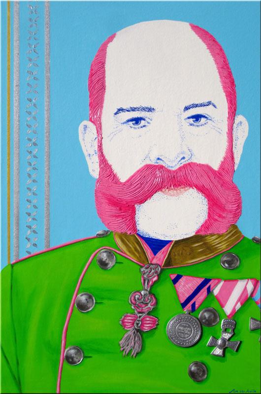 Kaiser Franz Joseph, Erzherzog Franz Joseph Karl von Österreich, Ferenc József, Frans Josef