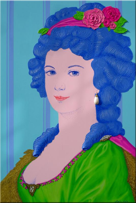 Helena Pawlowna Romanowa, Großfürstin von RusslandErbprinzessin von Mecklenburg. , Елена Павловна