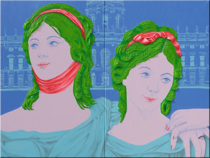 Luise und Frederike von Preußen